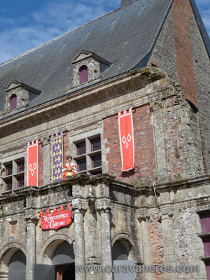 Foto del Palacio del Puy du Fou | caravaneros.com