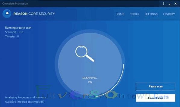 Reason Core Secırity 1.1.2.0.14.0616 Full Version