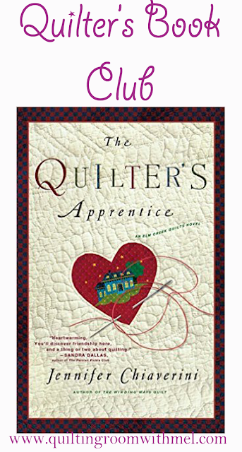 quilter's book club