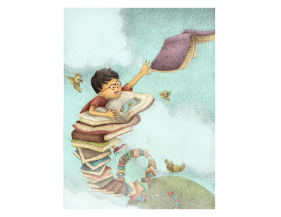 Alexandria Gold Children's Book Illustration Ria Art World