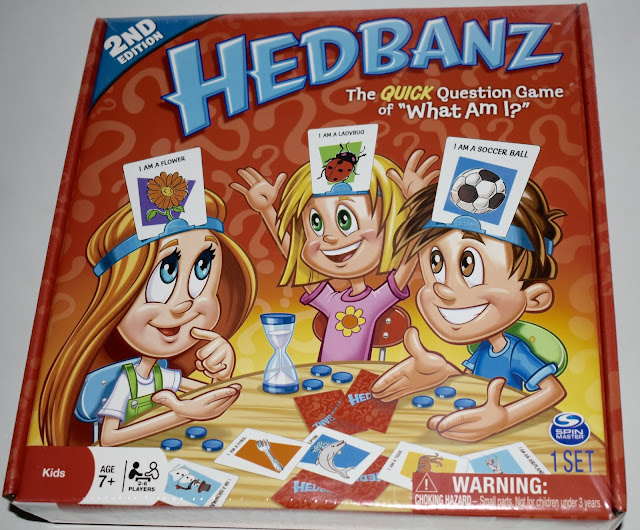 family Games Hedbanz & Othello
