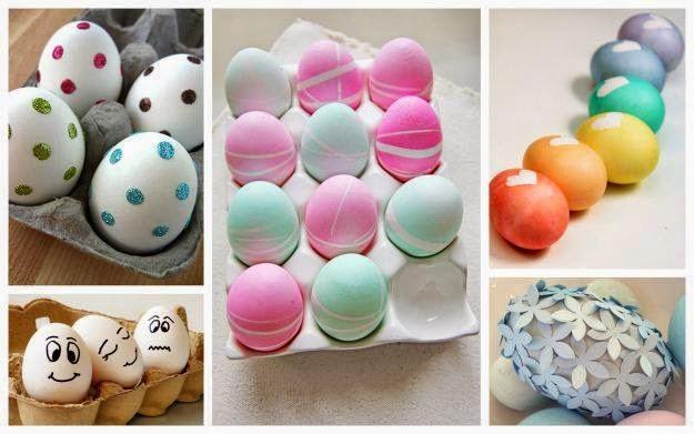 Inspiracje Wielkanocne Pomysły Na Jajka Pisanki Mama Kreatywna