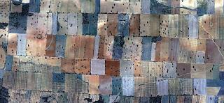 colores, formas, espacios, tensión, expresionismo, abstracción,