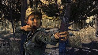 The Walking Dead: The Final Season Broken Toys PC Wallpaper
