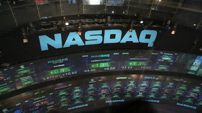 NASDAQ stock monitors varies stock prices