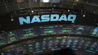 NASDAQ stock monitors varies stock prices