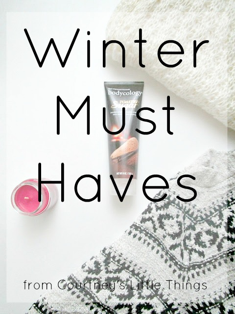 Winter Must Haves | A few of my favorite things to pull out each winter from Courtney's Little Things