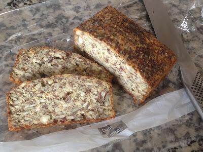 Brød aka supermandens kernebrød