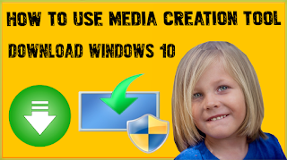 How To Use Media Creation Tool To Download Windows 10 ISO File To Make A Bootable USB And Burn To DVD