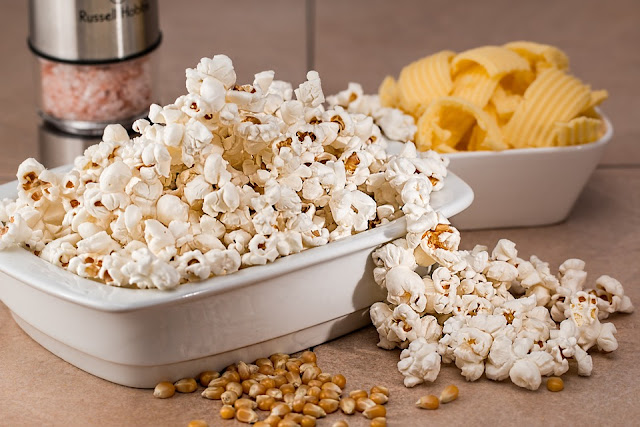 Popcorn: Healthy Snack Alternative
