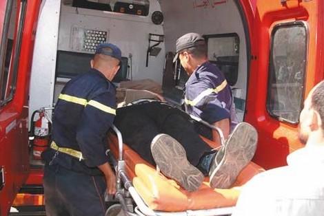 سيارة تصدم ثلاثة سياح أجانب في أكادير