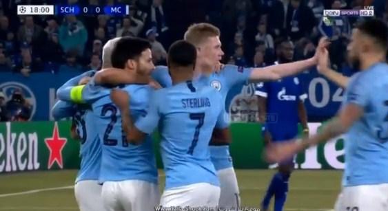 فيديو : مانشستر سيتي يفوز على شالكة فى اخر 5 دقائق الاربعاء  20-02-2019 دوري أبطال أوروبا