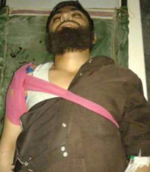 Abu Omar Sarakeb killed