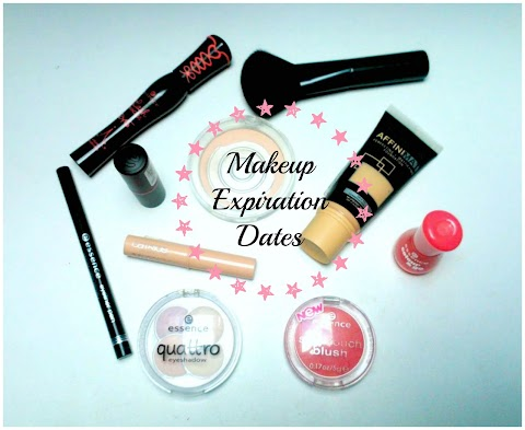Makeup Expiration Dates