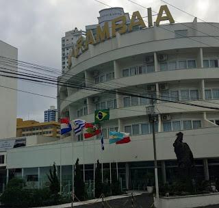 Marambaia Cassino Hotel - onde ficar em Balneário Camboriú