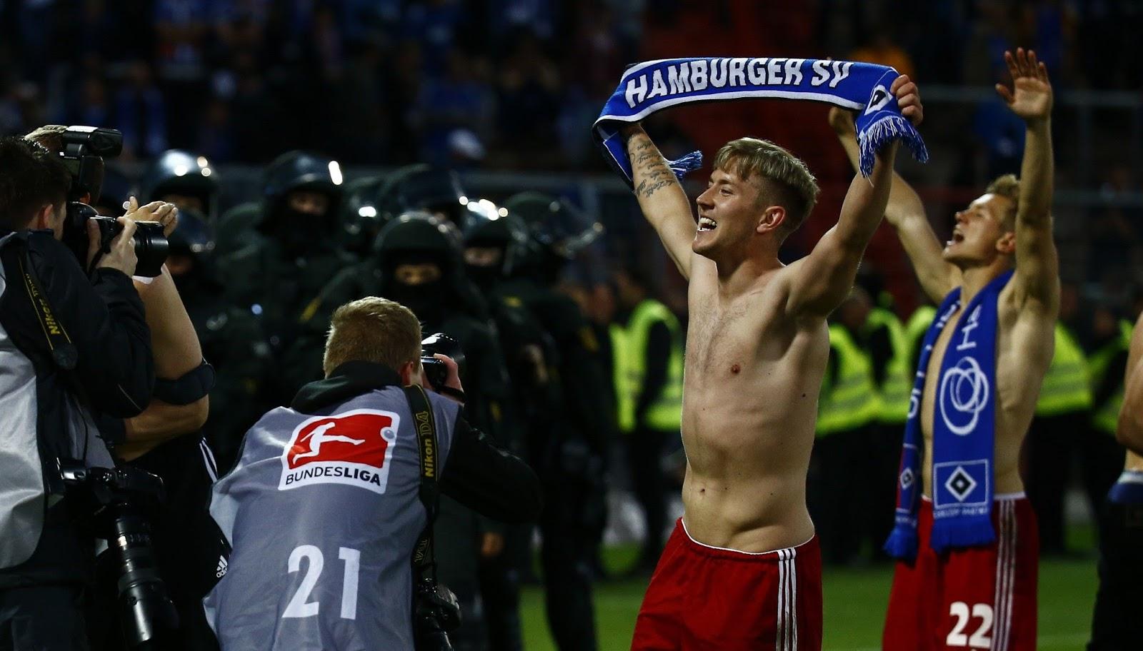 A história dos playoffs e do rebaixamento na Bundesliga - Alemanha ... 4a23e79299655