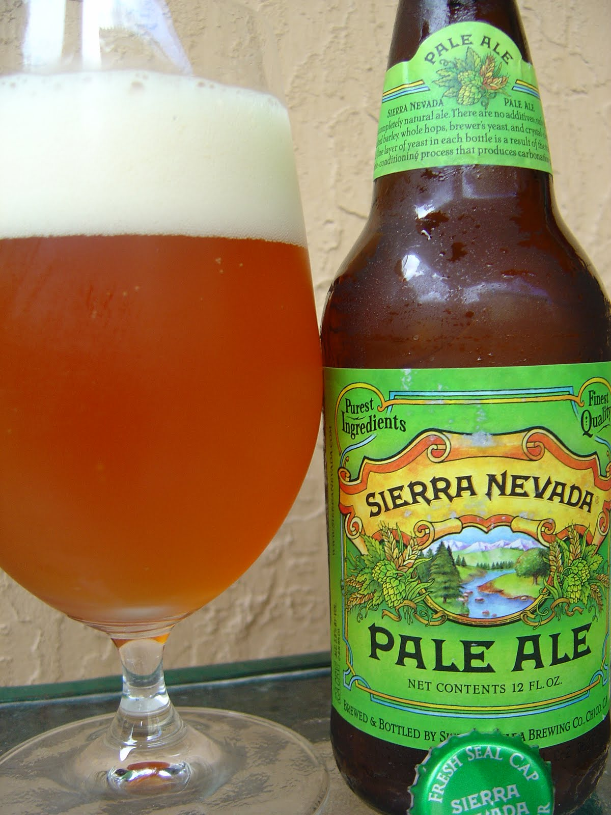Sierra Nevada Brewing Co. - Chico CA - Beers and Ratings