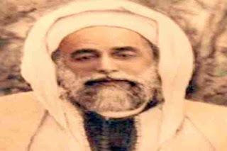 سبب تصوف سيدي أحمد بن مصطفى العلوي