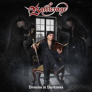 """Ο δίσκος των Battlerage """"Dreams in Darkness"""""""