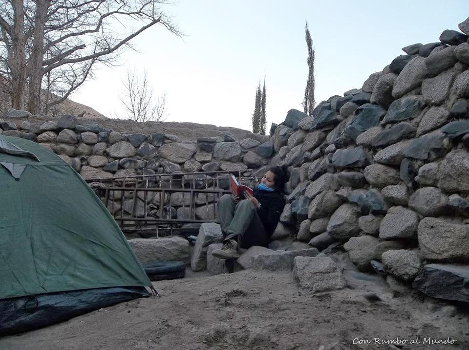 Andando la Quebrada del Toro: El Alfarcito