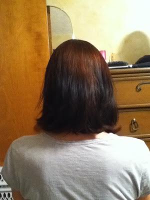 Growing Out Black Hair Dye It Keeps Getting Better