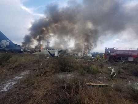 Most passengers in non-fatal Mexican plane crash