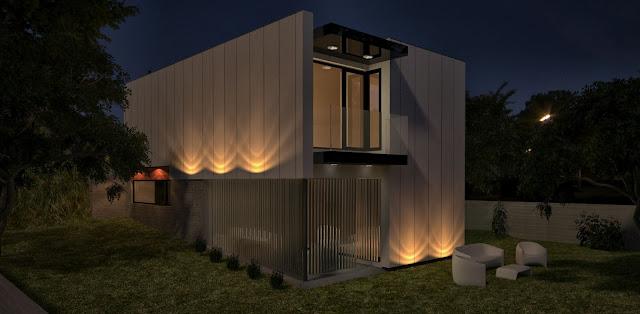 Vivienda modular Resan primavera 2016 - Salamanca