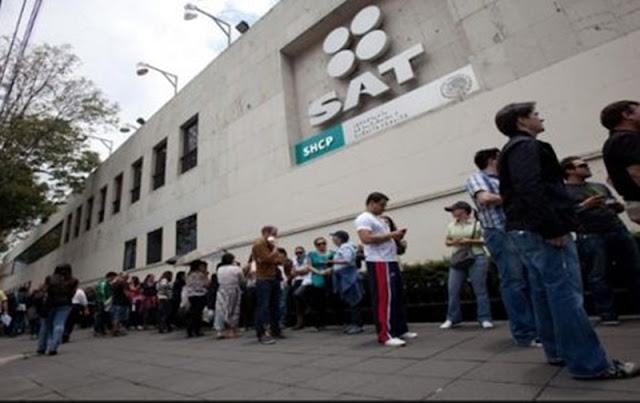 Asalariados no están obligados a presentar declaración: SAT