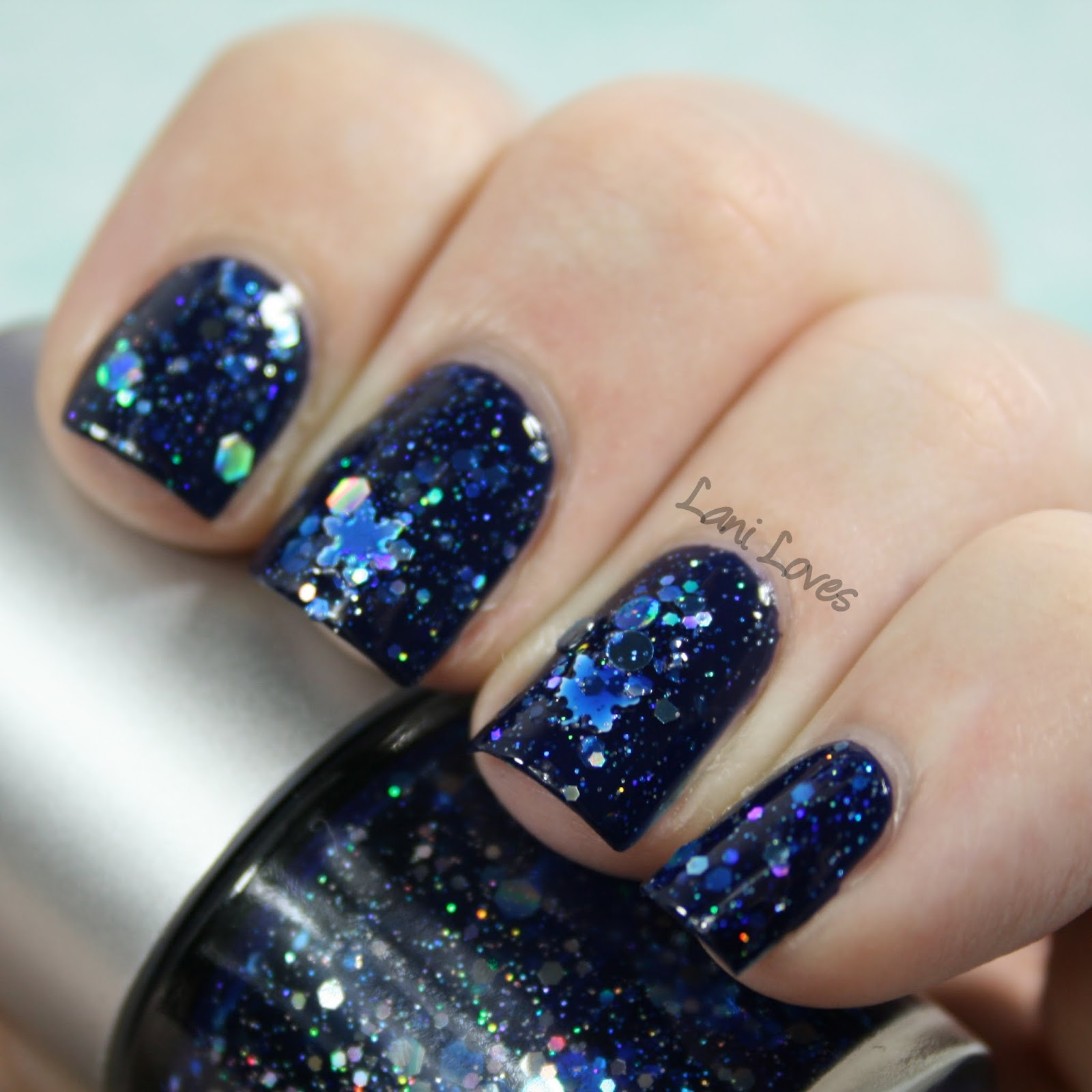 Star Kin - Glitter Wonderland Nail Polish Swatches & Review