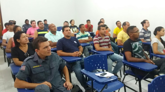 PREFEITURA DE ANAPURUS INICIA CURSO DE FORMAÇÃO DOS GUARDAS MUNICIPAIS.