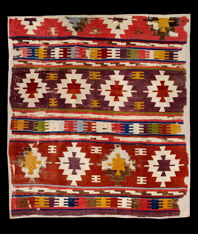 Kelims. Persian Rugs. Inspiration For Hand Knitting