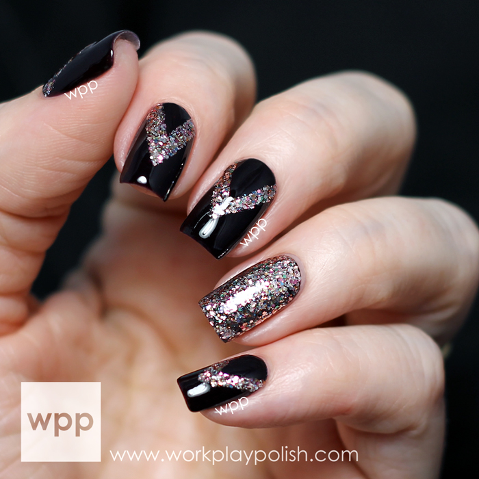 Morgan Taylor Night Owl and It's My Party - Lacquer Legion