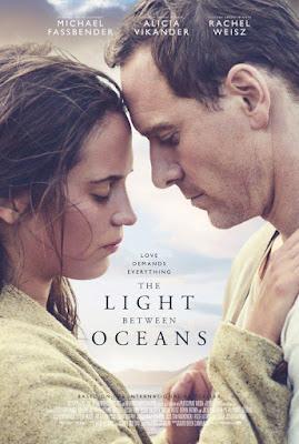 The Light Between Oceans DVD Custom NTSC Sub