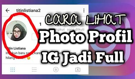 cara download foto profil ig sendiri