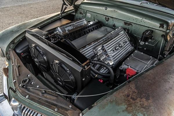 Mercury Coupé EV (eléctrico) de Icon