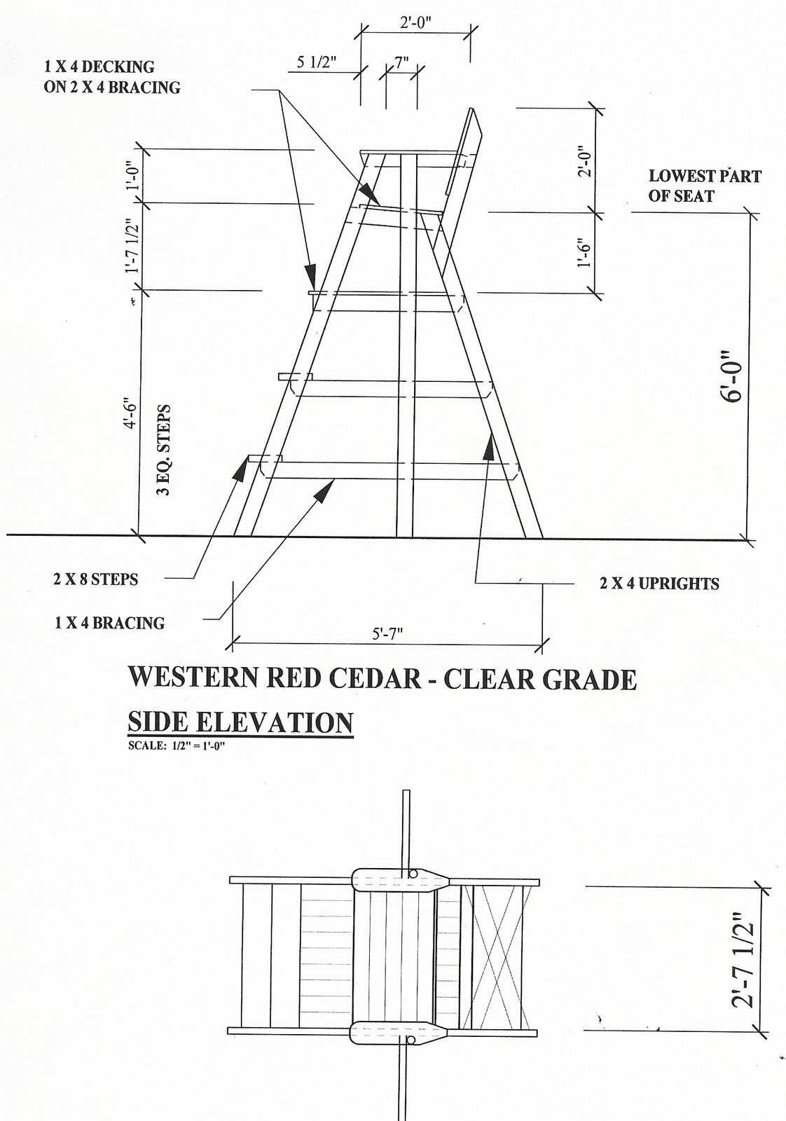 how to build a lifeguard chair make cover from sheet a1a shark