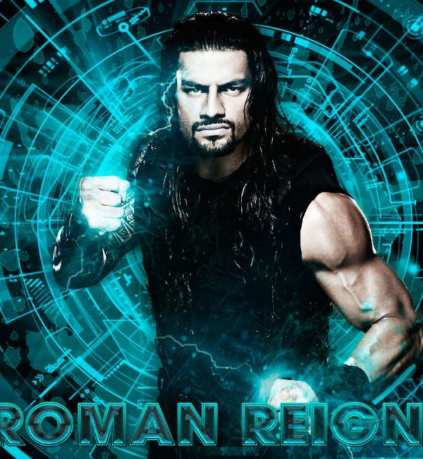 Roman Reigns WWE Super Star Background HD Images