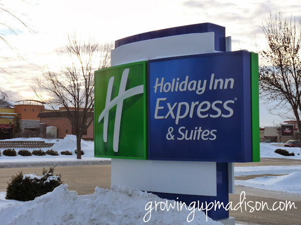 Holiday Inn Express Coralville, Iowa - Road Trip With Madison Part 2