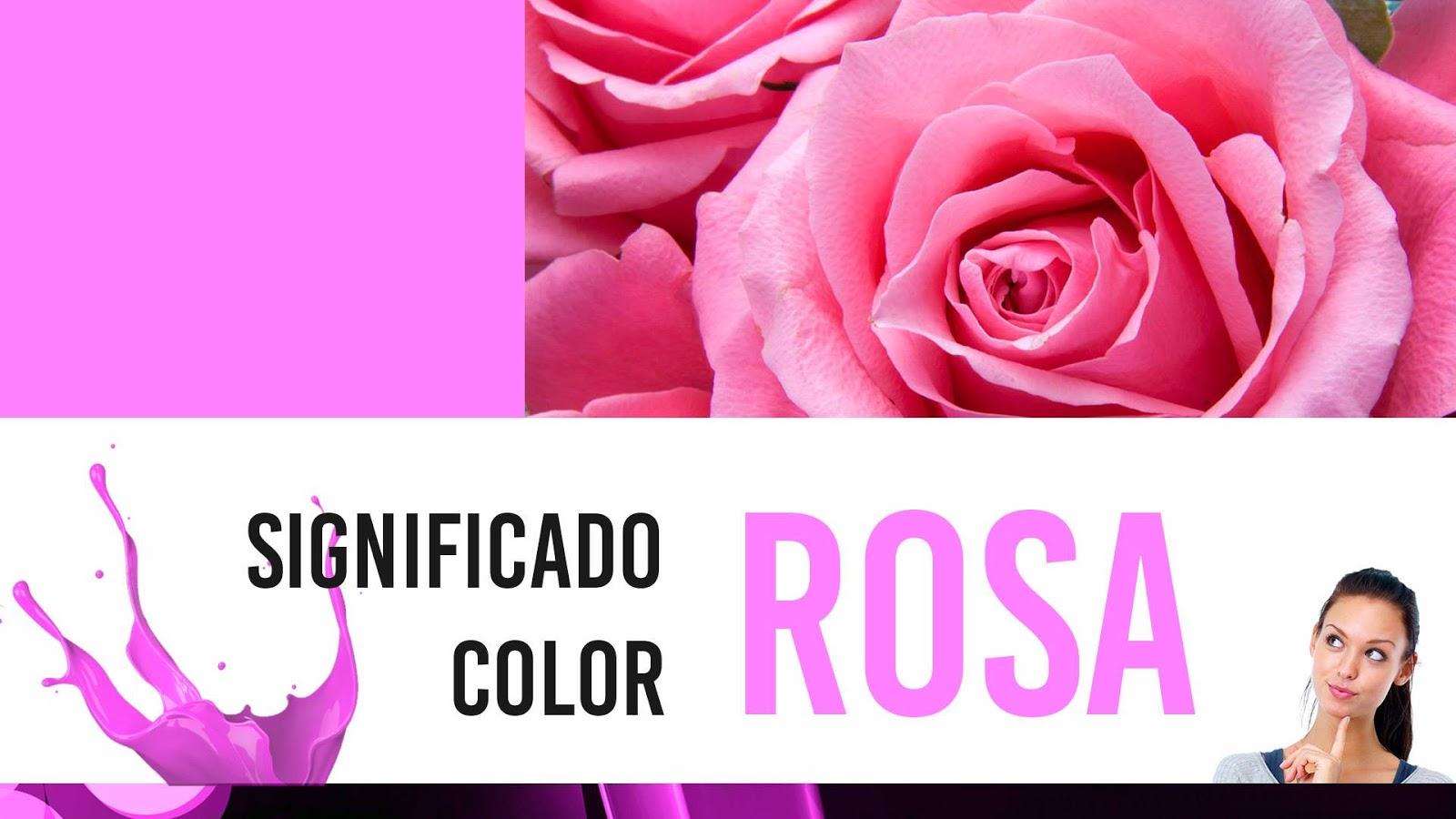 Qu significa el color rosa encuentralo aqu - Significado colores de las rosas ...