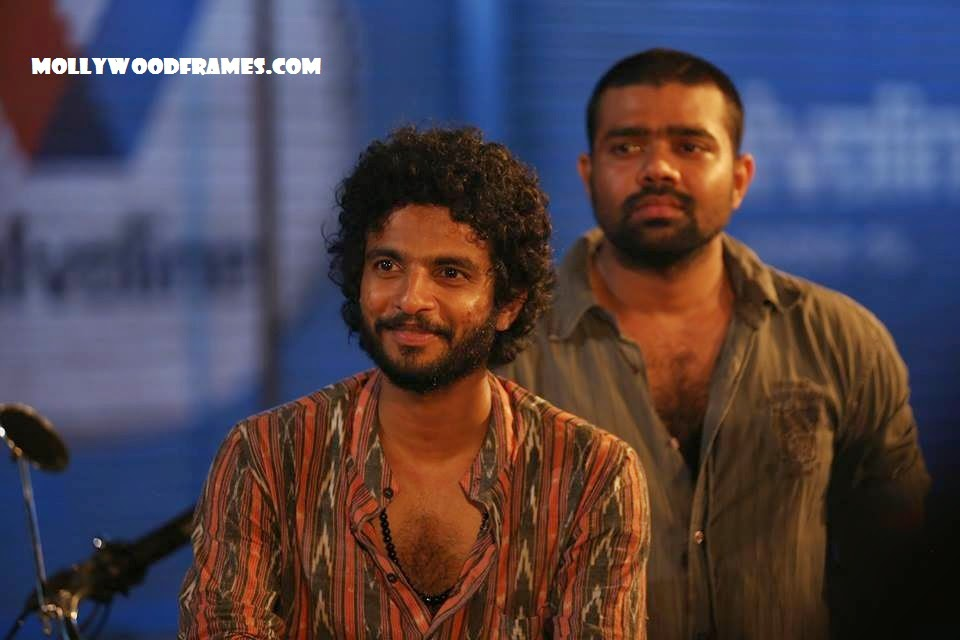 Neeraj Madhav in 'Homely Meals' film