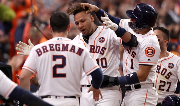 Los Astros fueron una máquina ofensiva con 10 jugadores que acumularon al menos 50 carreras empujadas y ocho dieron 15 jonrones o más