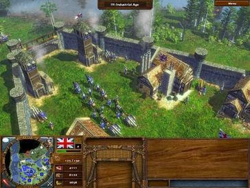 Game Fix / Crack: Age of Empires 3: The Warchiefs v1.04 ...