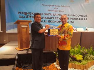 Potensi UMKM Kota Cirebon Mulai Dilirik Dunia International