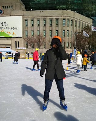main ice skating
