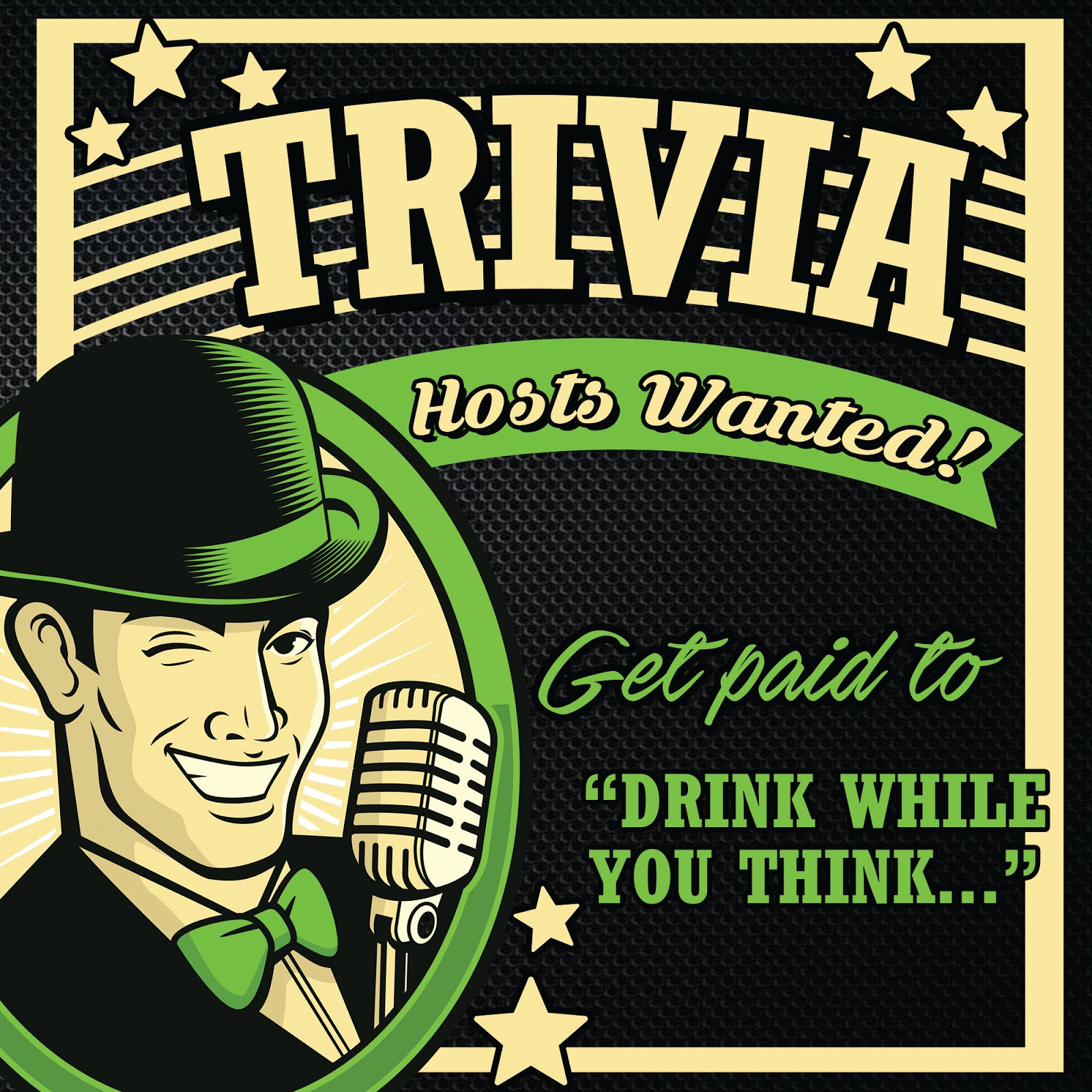 Schedule - Quizmaster Trivia: Drink While You Think