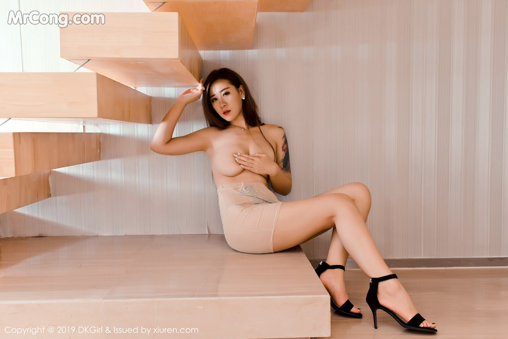 Image DKGirl-Vol.109-Cier-MrCong.com-011 in post DKGirl Vol.109: 雪儿Cier (49 ảnh)