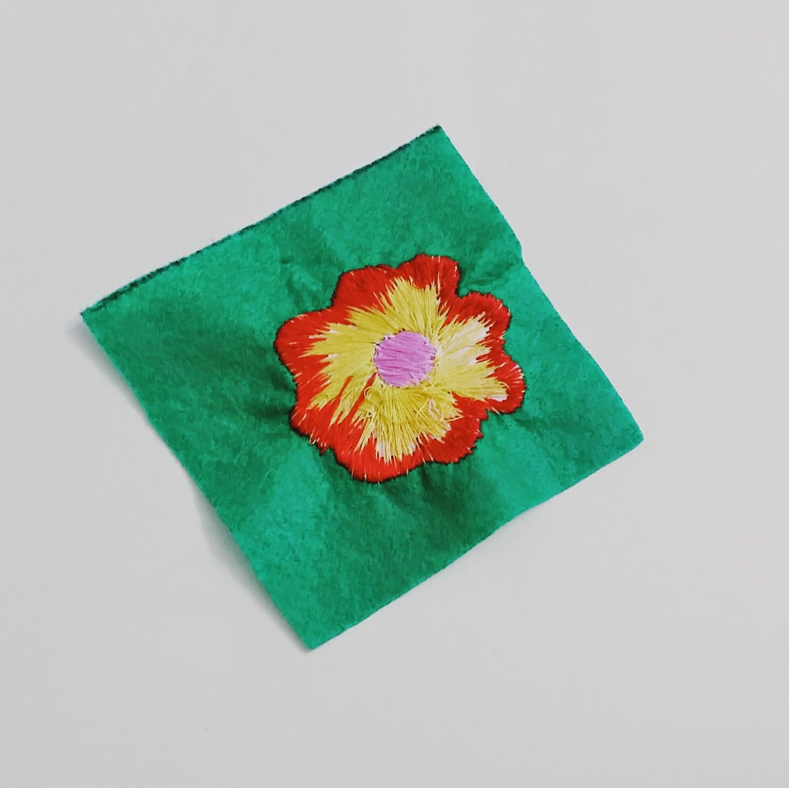 RPH Tahun 5 - Tekat (Embroidery)