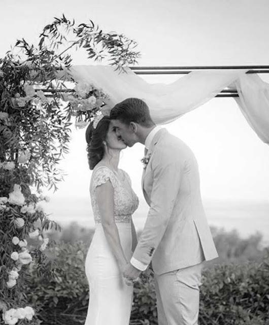 Michael Phelps e Nicole casamento