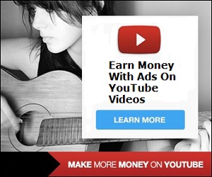 Collect Revenues From Your YouTube Videos