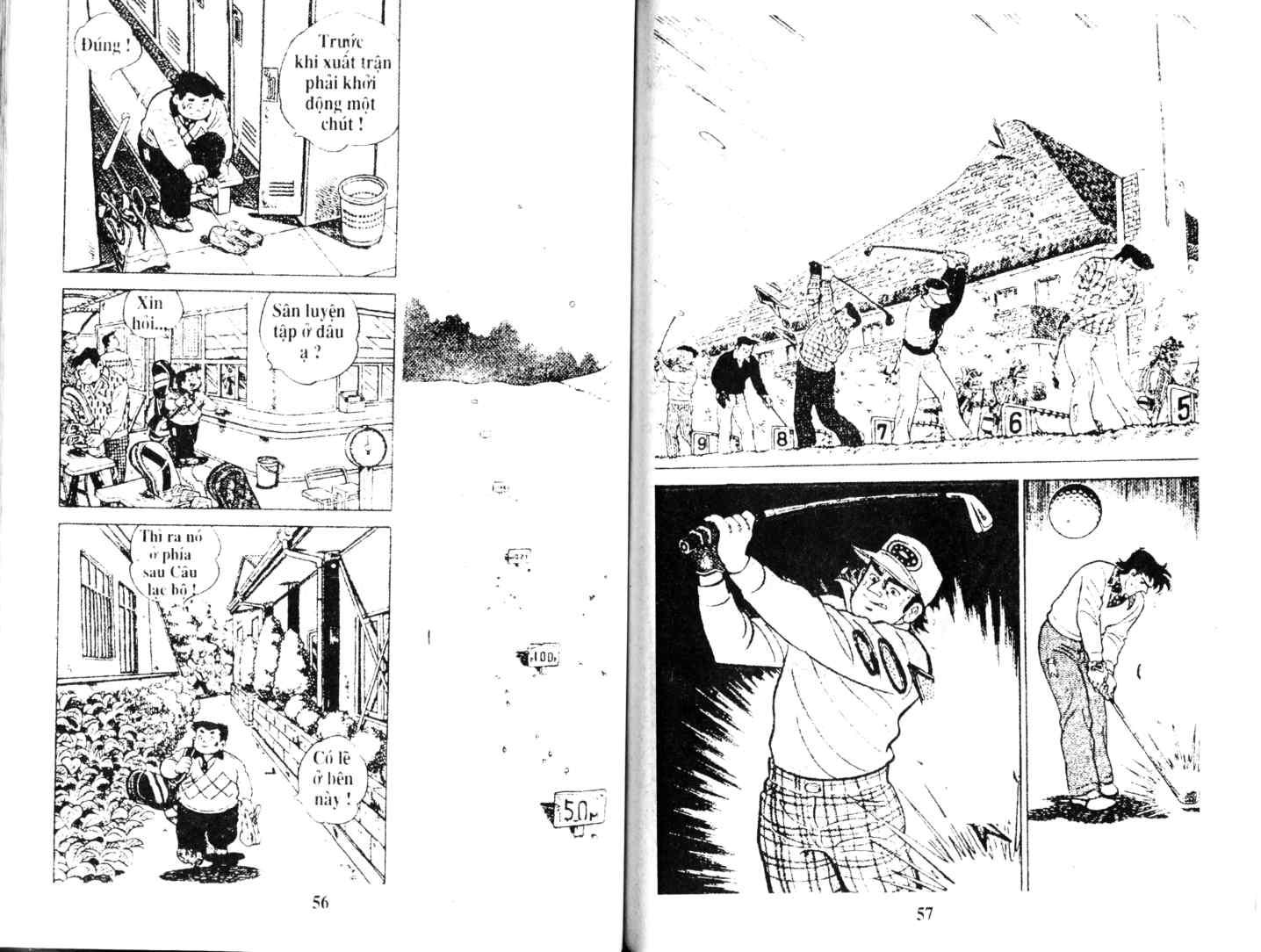 Ashita Tenki ni Naare chapter 11 trang 27